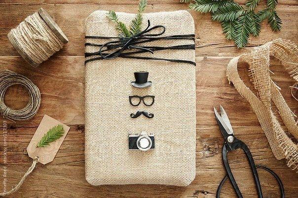 Еще новогодние идеи упаковки (подборка) / Упаковка подарков / ВТОРАЯ УЛИЦА