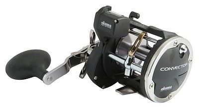 Other Fishing Reels 166159: Okuma Cv-45D Convector Line Counter Conventional Reel 2+1Bb 4.0:1 430/25Lb BUY IT NOW ONLY: $80.04