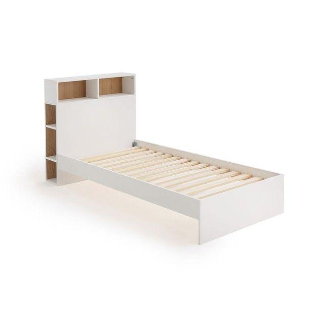 lit enfant avec sommier biface lit