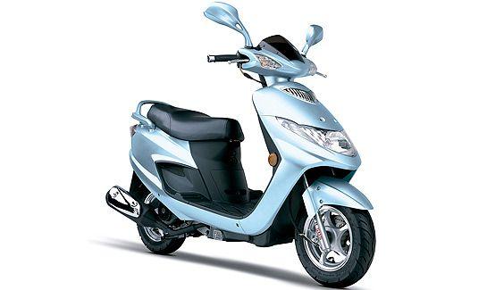 Suzuki Motos | AN 125HK