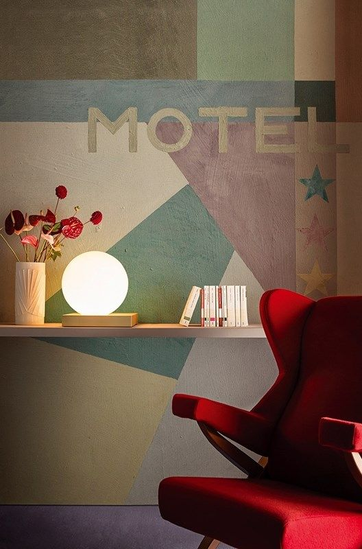 Motel futuriste