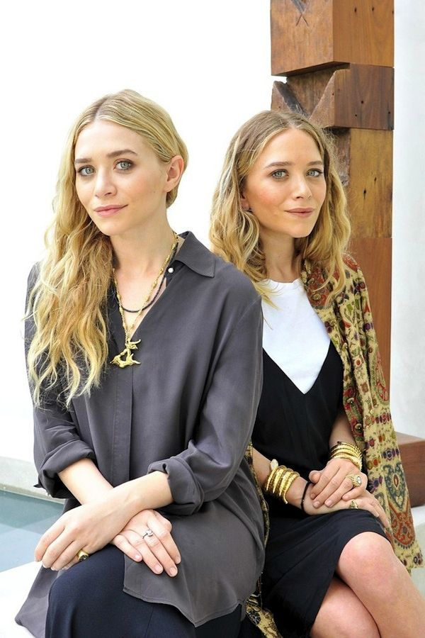 MARY-KATE   ASHLEY | THE ROW STORE