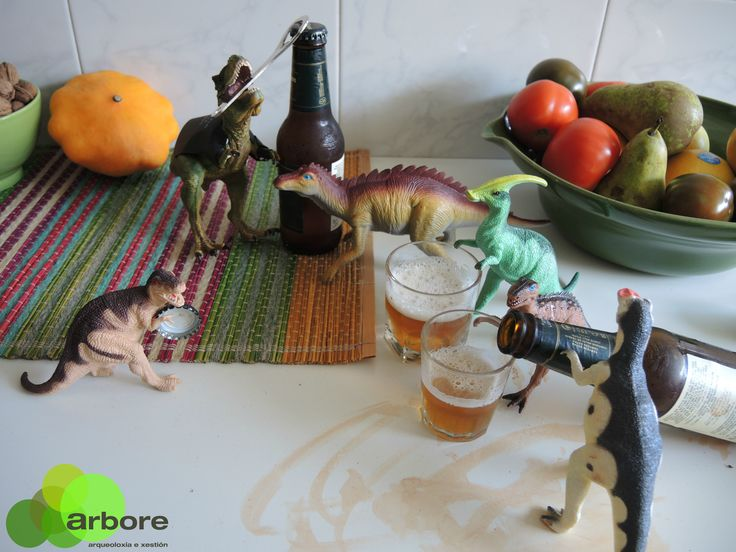 #dinovember is over, we have to say goodbye until next year! Time to celebrate!