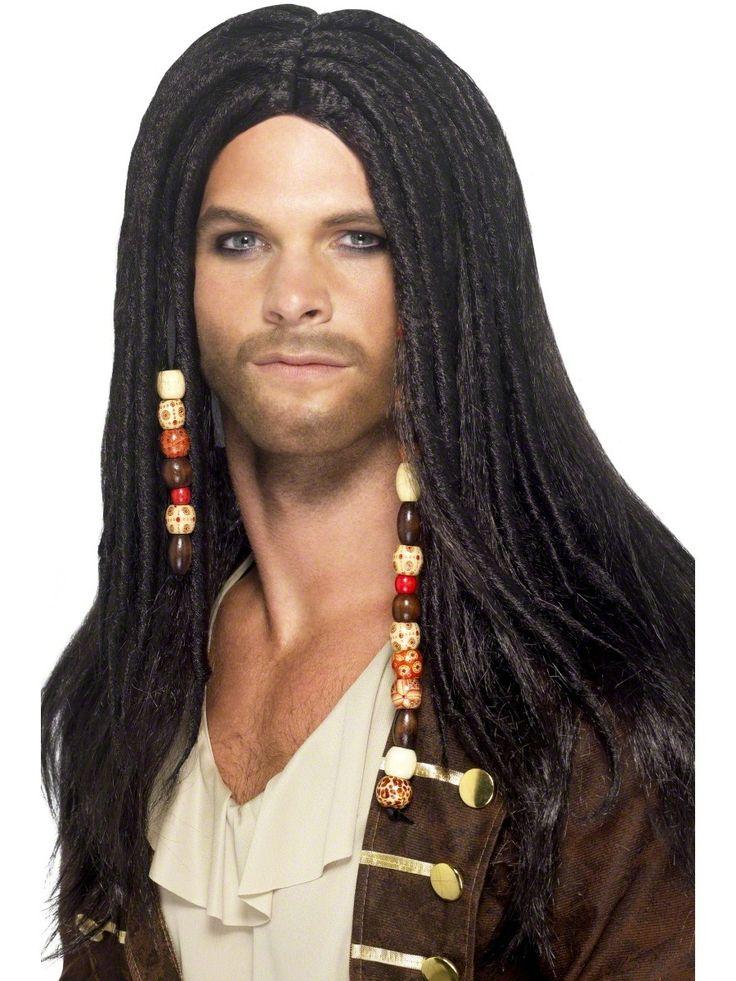 Piraatti peruukki.