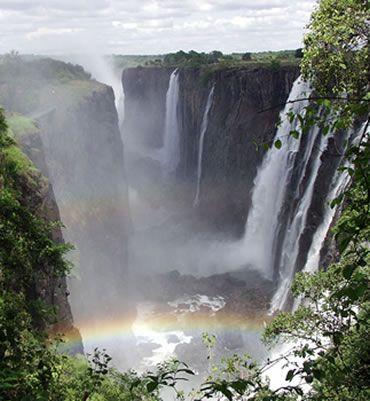 Victoria Falls, Africa