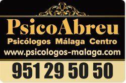 Nuevo diseño de cartelería en el parque móvil de Psicólogos Málaga PsicoAbreu www.psicologos-malaga.com