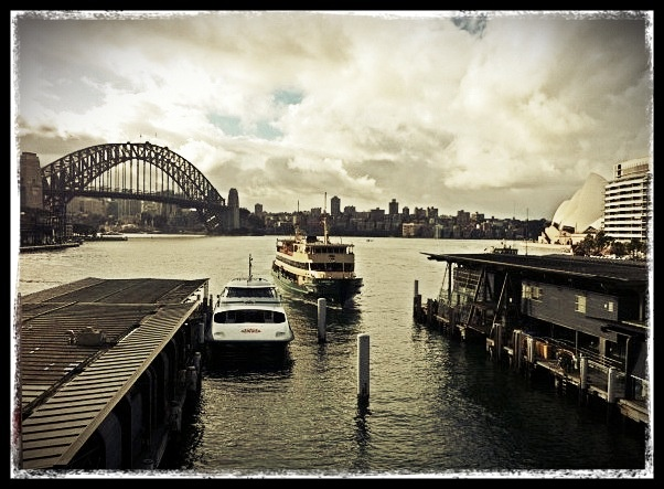 Sydney Sydney Sydney!