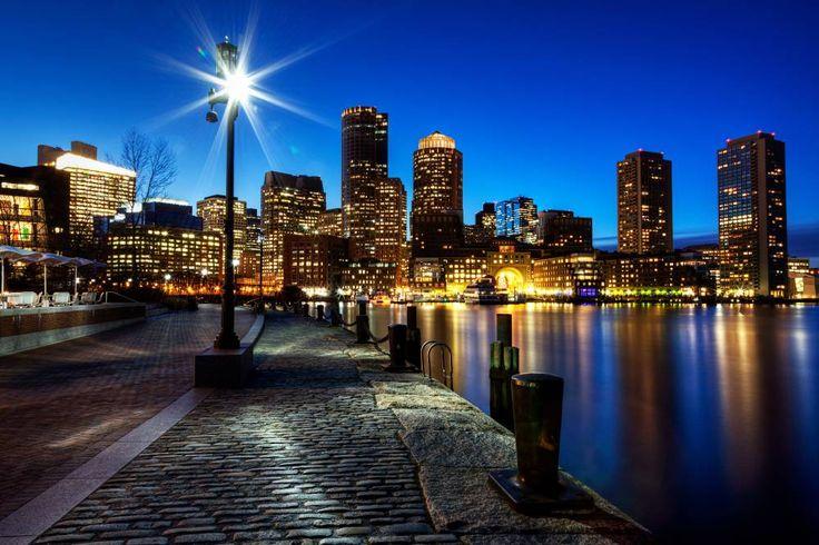 """boston   ... Stadt benannte Boston nennt sich gern """"Wiege der Freiheit"""
