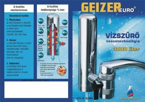 Víztisztító, vízszűrő, olcsó, minőség, csúcstechnológia, garancia, Budapest [Pepita Hirdető]