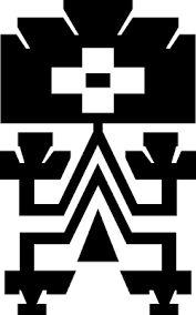 Resultado de imagen para diseños mapuches tejidos