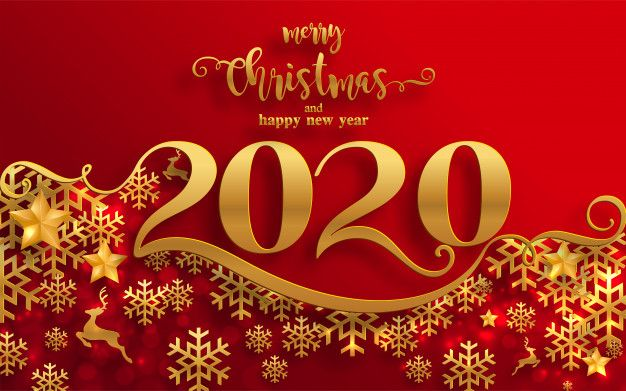 Merry Christmas Greetings And Happy New Premium Vector Freepik Vector Merry Christmas Greetings Christmas Greetings Merry Christmas And Happy New Year