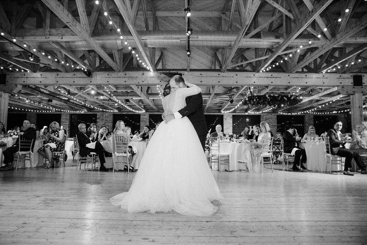 What an intimate moment. We heart first dances at Rhinegeist! Photo by Brittany Bays Photography