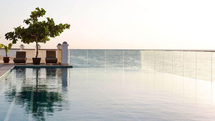 Hôtel Park Hyatt Zanzibar, piscine, vacances été