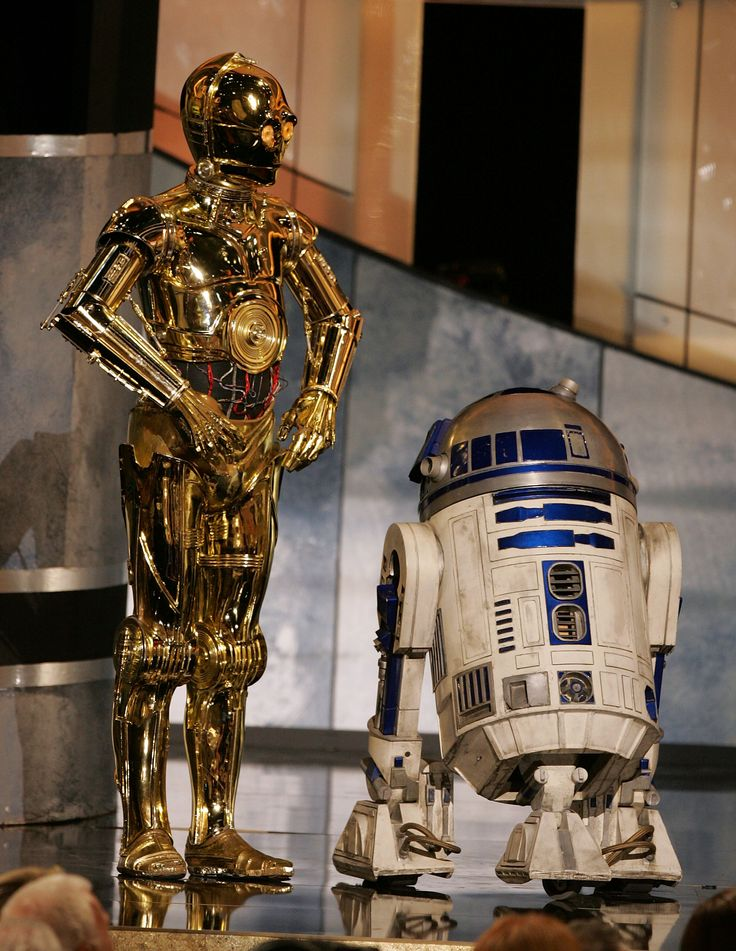 R2d2 And C3po In Movie R2D2 and CP3PO | Books...