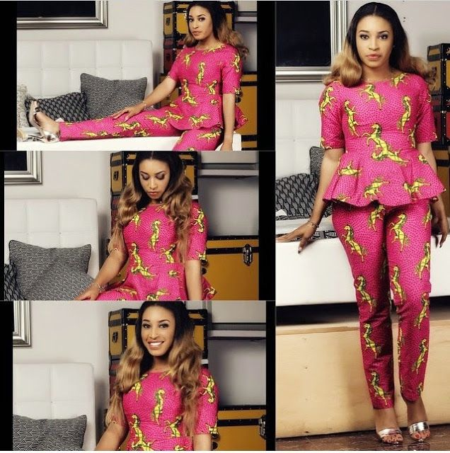 Lovely Ankara Style For Ladies