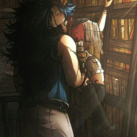 Gajeel x Levy | GaLe | Fairy Tail | ship | Gajevy | zelkam