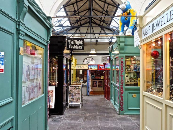 Of Golden Roses: St. Nicholas' Market | Bristol, England