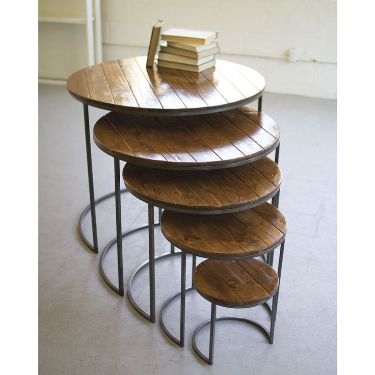 168 best Tables Crates Pantries and Baskets images on Pinterest