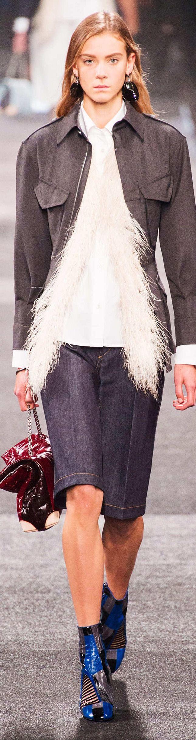 ~Louis Vuitton Spring 2015 | House of Beccaria