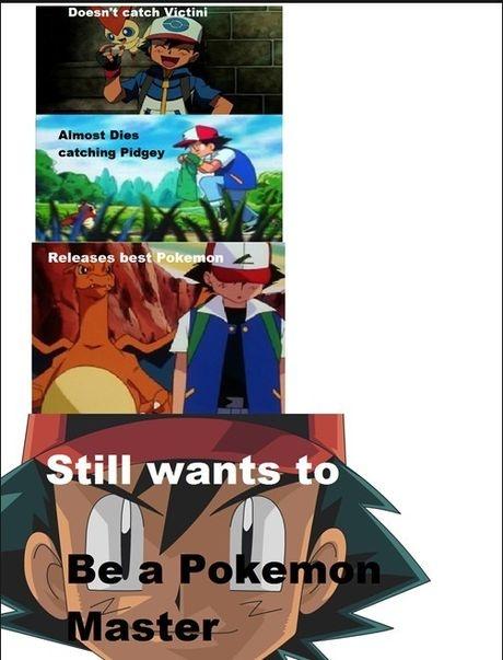 Ash logic: Plays Pokemon, Teaching Kids