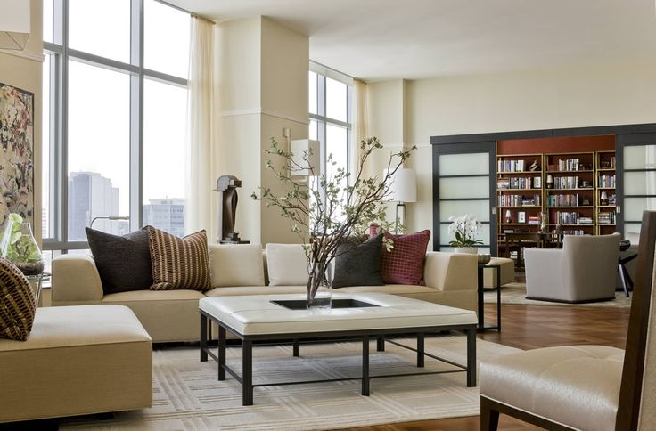 Living Room Boston Design Picture 2018