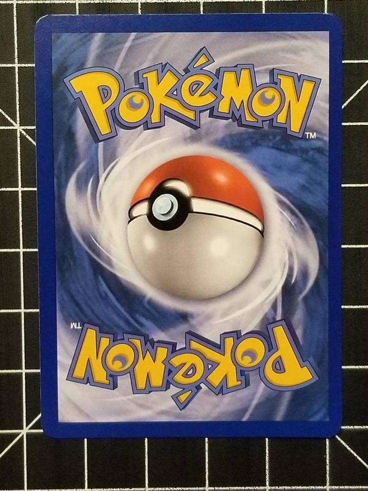 custom pokemon cards etsy