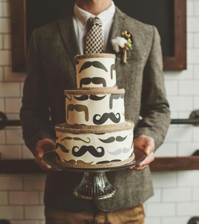 Just making sure everyone can tell it's the groom's cake :)Mustaches Cake, Grooms Cake, Parties Cake, Cake Ideas, Bachelor Parties, Groom Cake, Wedding Cake, Birthday Cake, Green Wedding