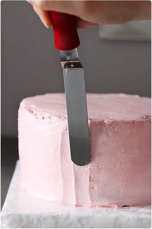 Comment glacer un gâteau ?   chefNini