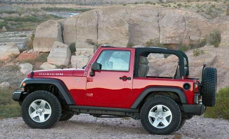 Jeep Door Styles: OEM
