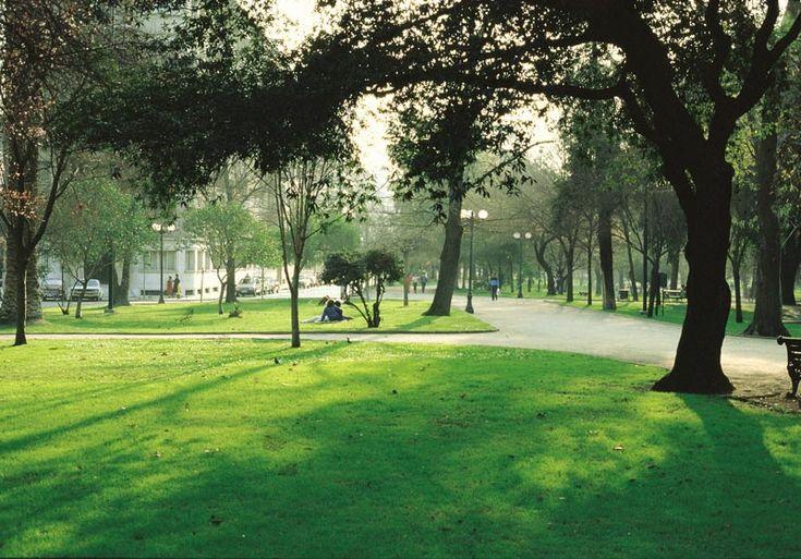 Parque Forestal de Santiago