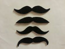 For the pinata: 20 Pack Adhesive Felt Mustache Pack, Adhesive Mustaches, Moustache, Black Mustache, Adhesive Moustache, Moustache, Mustache Party Favors