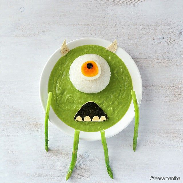 I only have EYE for you.  #leesamantha #monsterinc #mikewazowski