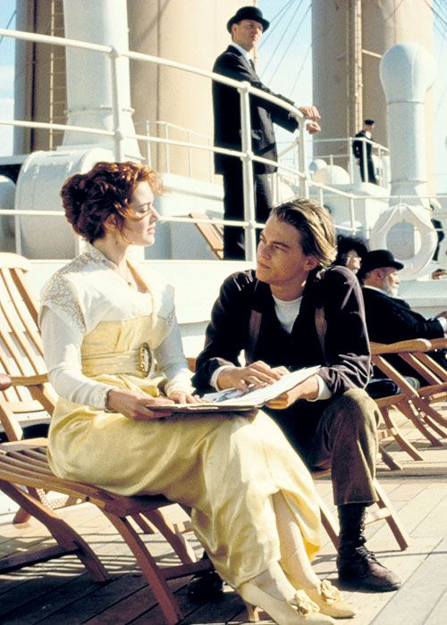 Titanic... i need my annual dose. Do u want to see it again?                                                                                                                                                      Plus