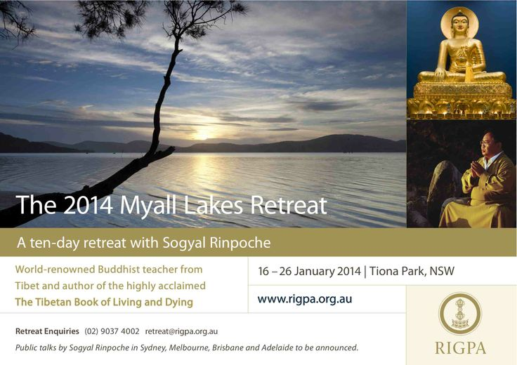 Retreat with Sogyal Rinpoche