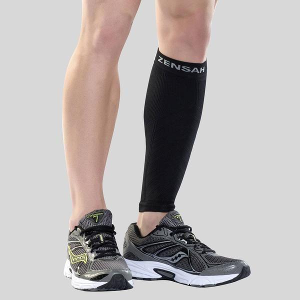 Calf / Shin Splint Compression Sleeve, Leg Support | Zensah