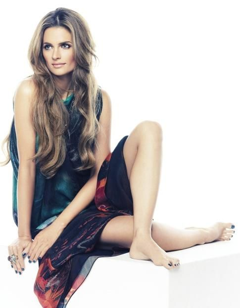 Stana Katic photo shoot for The New York Post Alexa