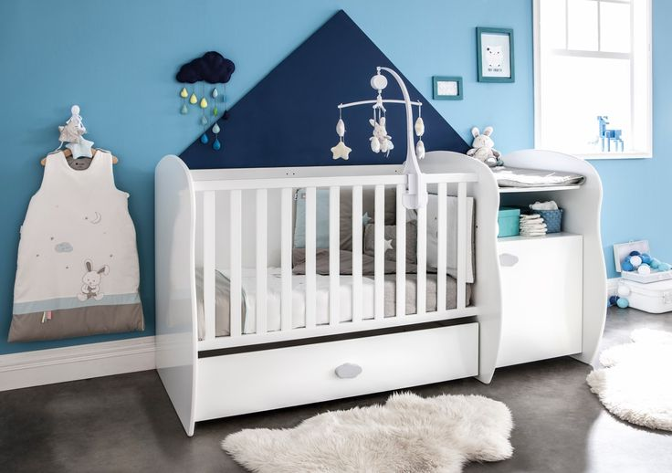 Le lit transformable Dream de @sauthon passion (exclusivité @autourdebebe) au prix de 499.90€ (au lieu de 599.90€).