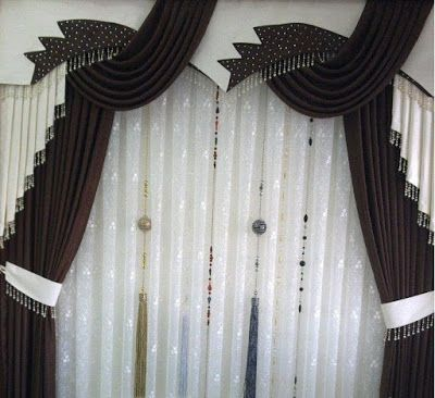 Living Room Design Ideas: Exclusive Top Catalog Of Classic Curtains  Designs, Models, Colors In 2013 Part 83