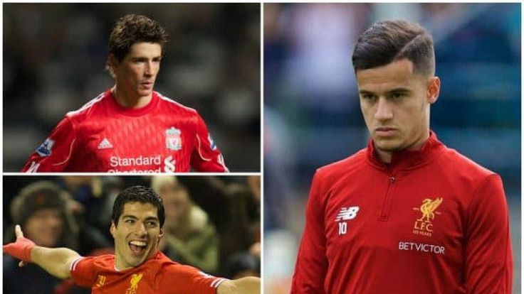 Philippe Coutinho must react like Luis Suarez not Fernando Torres after failed Barcelona move