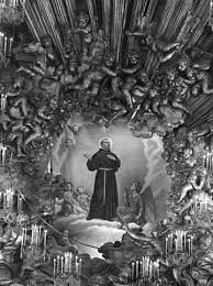 Saint Francis Anthony Fasani, O.F.M. Conv (1681-1742) Franciscan Priest, Monk, Mystic, Teacher, Preacher – Patron of his home town Lucera, Foggia in Italy   ""