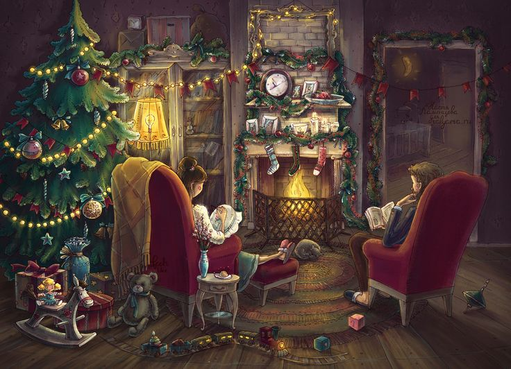 Nastya Kamentsova - /про тепло, уют и семейные праздники