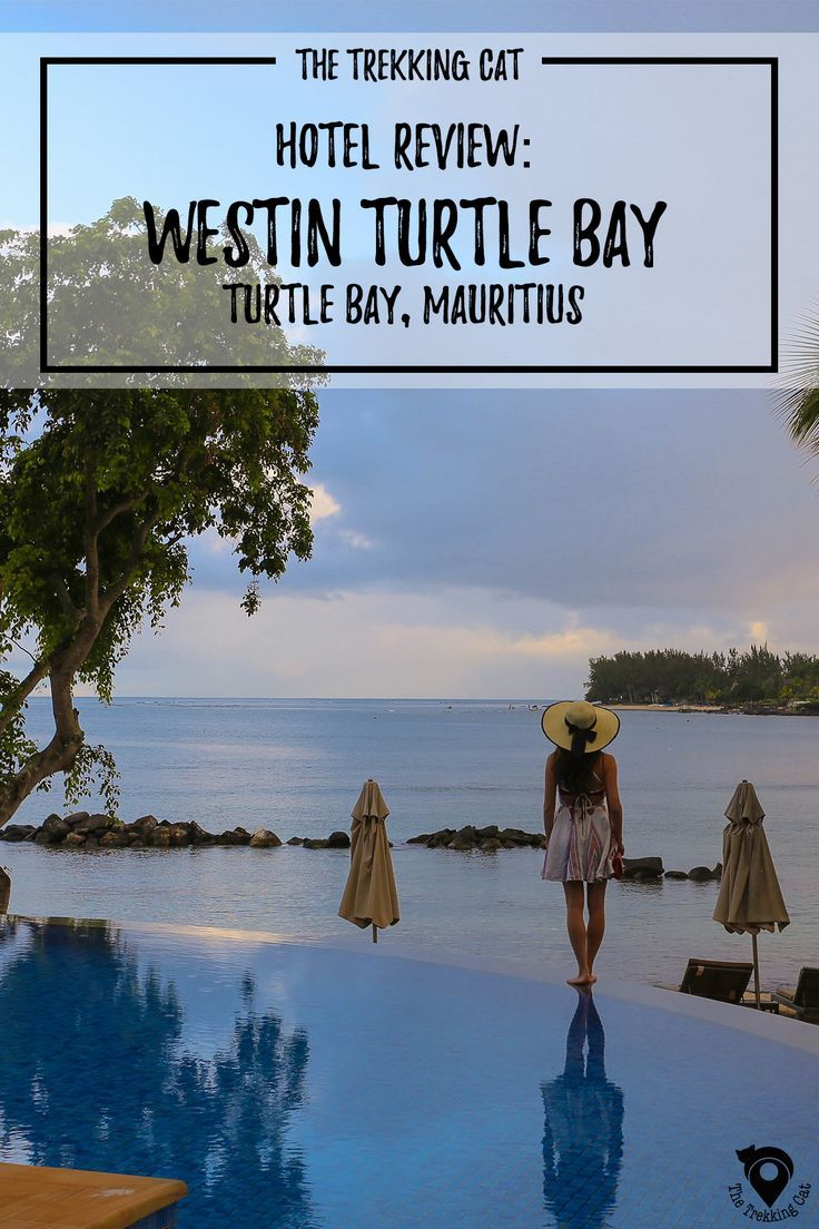 The Trekking Cat - Hotel Review: The Westin Turtle Bay in Mauritius. See how we travel hacked this stay for free!