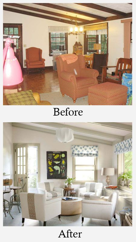 32 Best Before And After Room Makeovers File Images On