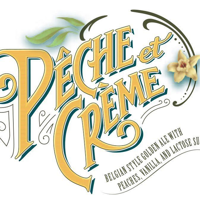 It's finally here! Peche et Creme is now available on tap and in cases at our Mantra taproom in Franklin. Stop by for its release today and enjoy a Belgian style golden ale with notes of vanilla and peaches with an undercurrent of cream due to its lactose sugar. Cases are very limited so be sure to stop by soon to take some home for yourself. It's the perfect way to conclude a peachy cream kind of summer! #lifeisbrewing #hopsprings #whatisyourmantra #mantraartisanales #drinklocal…