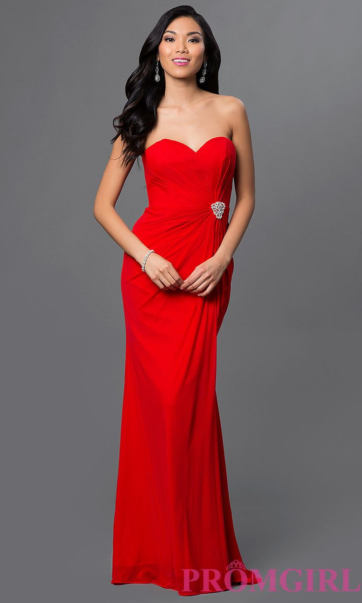 52 Best Red Y For Prom 2016 Images On Pinterest Formal Dresses