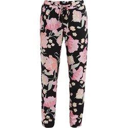 Dorothy Perkins Spodnie materiałowe schwarz/ pink