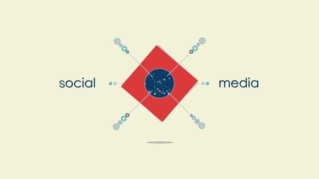 Social Sensor in Vector Animation on Vimeo