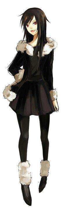 Izaya Orihara (Female) Voiced by Miyuki Sawashiro (Japanese), Eden Riegel (English). She is the female counterpart of Izaya Orihara and the female protagonist of Pupa: The Second Infection.