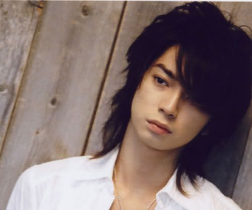 Aw Jun Matsumoto from Arashi.  He redefined my love for jpop. He was also in Hana Yori Dango, the live action! :)