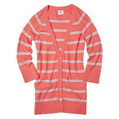 Mossimo Supply Co. Juniors Boyfriend Cardigan - Assorted Colors. $20: Cardigans Peaches, Cardigans 19 99, Junior Boyfriends, Boyfriend Cardigan, Cardigans Assort, Stripes Boyfriends, Assort Colors Open, Boyfriends Things, Boyfriends Cardigans